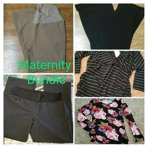 5 item Maternity Bundle